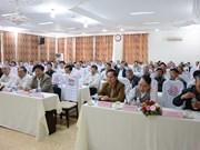 Vietnamese, Cambodian provinces reinforce friendship