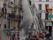 No Vietnamese hurt in Paris gas-leak explosion