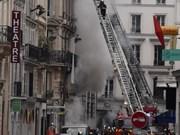 No Vietnamese hurt in Paris gas-leak explosion