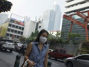 Thailand to make artificial rain to tackle air pollution
