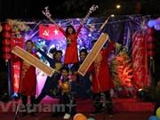 Overseas Vietnamese in Cambodia, RoK welcome Tet