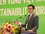Scientists' association contributes to Vietnam's sustainable development