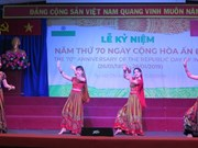 India's Republic Day marked in Ho Chi Minh City