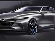 VinFast introduces designs of new affordable car line