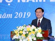 Deputy PM: public investment, national infrastructure key for 2019
