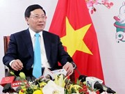 Foreign relations help enhance country's position: Deputy PM Pham Binh Minh