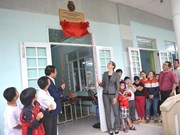 Da Nang inaugurates two classes for dioxin-affected children