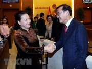 RoK parliamentarians welcomed in Hanoi