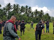 Seven people injured by bombs in southern Thailand