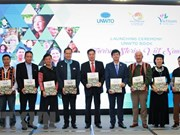 Book 'Tourism Stories – The Vietnam Edition' launched