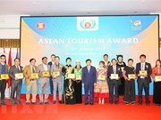 Vietnam wins 15 ASEAN tourism awards