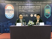 Thai air-con, electronics exhibitions introduced in HCM City
