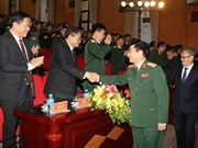 Defence Ministry marks 70th founding anniversary of Lao army