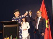Lunar New Year get-together for Vietnamese in Australia