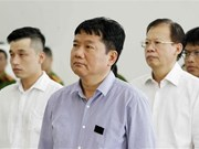 Ex-PetroVietnam Chairman Dinh La Thang faces more charge