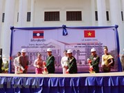 Vietnam helps Laos upgrade Military History Museum