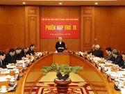 Central anti-corruption committee chalks up missions for 2019