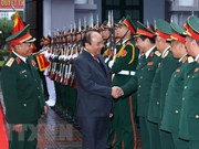 Prime Minister visits Ministry of Defence's General Department II