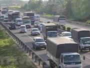 Honda Vietnam joins police in traffic safety efforts
