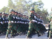 Lao People's Army celebrates 70th founding anniversary