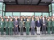 Training course on civilian protection in peacekeeping operations open