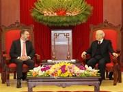 Australian Senate President wraps up Vietnam visit