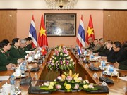 Thai defence minister's visit promotes mutual understanding