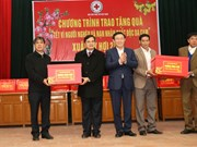 State support for disadvantaged people ahead of Tet