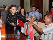 NA Chairwoman asks Hau Giang to focus on agricultural development