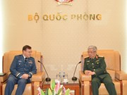 Vietnam, Canada promote defence ties