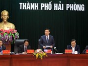 Deputy PM makes FDI fact-finding tours of Hai Phong, Bac Ninh