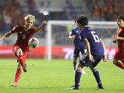Int'l media hail Vietnam's efforts in AFC Asian Cup quarterfinals