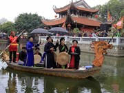 Festival to mark decade of Quan ho folk singing UNESCO recognition