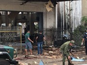 Condolences sent to Philippines over terror bombings