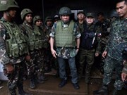 Philippines vows to crush terrorists