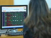 VN-Index grows 0.36 percent on week's first trading day