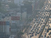 Thailand believes reprieve from air pollution only temporary