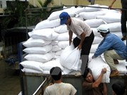 More localities get food aid ahead of Tet