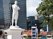 Singapore celebrates 200th founding anniversary