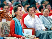 Myanmar strives to lure foreign investment