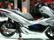 Honda to test electric scooters in Philippines