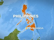 Two people killed in grenade attack on mosque in southern Philippines