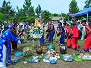 Raglai ethnic people's ceremony recognized as national heritage