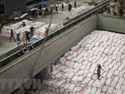 Thailand meets rice export target