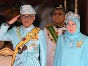 Malaysia King swears in