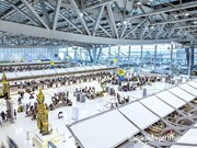 Suvarnabhumi airport reveals Food Guide programme