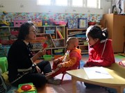 Retired Korean doctor pursues special education in Vietnam