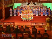 Vietnam's UNESCO-recognised intangible cultural heritage