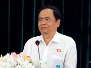 Vietnam Fatherland Front works for productive operation
