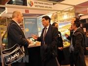 Vietnam promotes tourism at Belgium's holiday fair